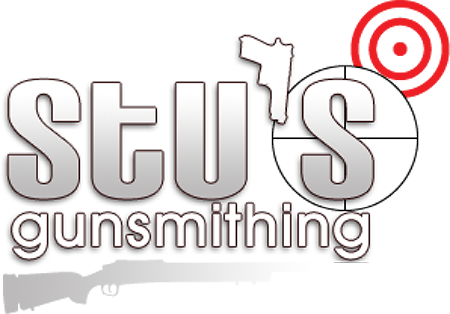 Stu's Gunsmithing Logo